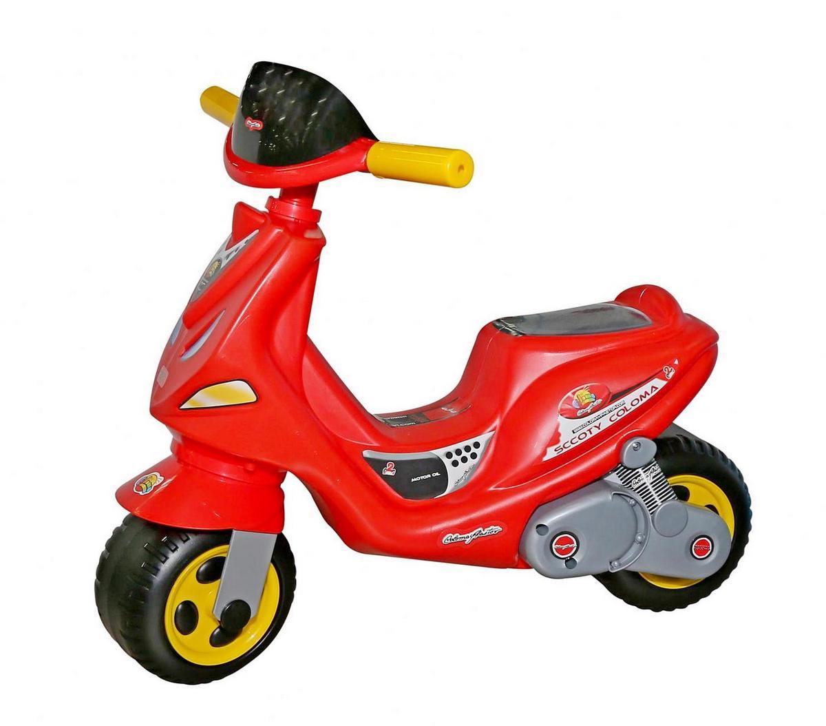 Каталка-скутер Mig Coloma, 4578RTМашинки-каталки для детей<br>Каталка-скутер Mig Coloma, 4578RT<br>