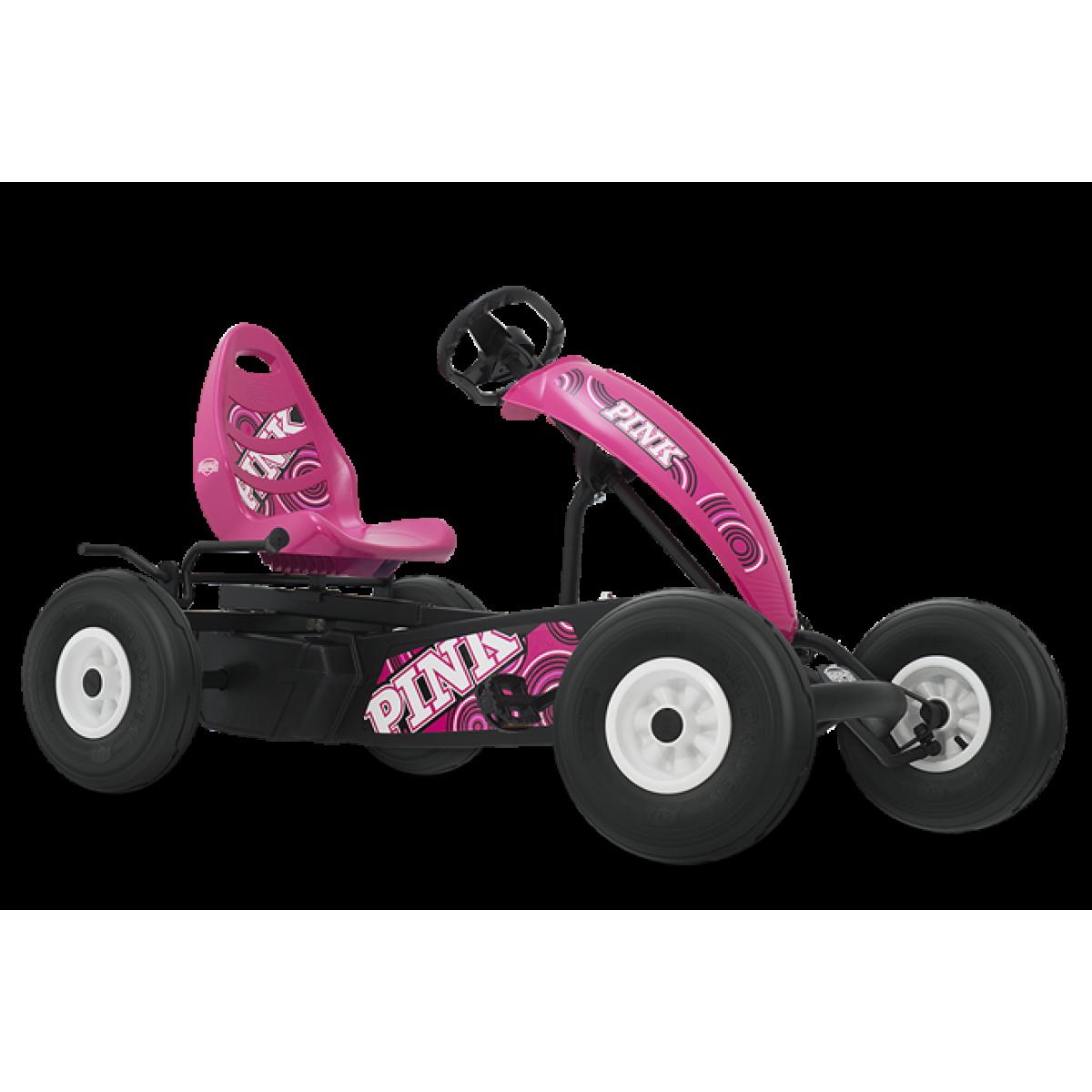 Веломобиль - Compact Pink от Toyway