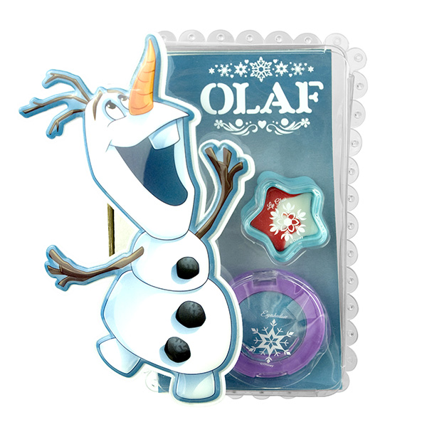 Набор детской декоративной косметики Олаф из серии FrozenЮная модница, салон красоты<br>Набор детской декоративной косметики Олаф из серии Frozen<br>