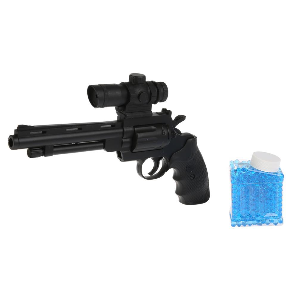 Револьвер с гелевыми пулями фото
