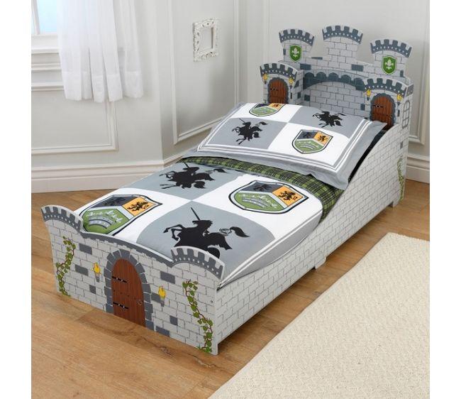 Детская кровать - Рыцарский замокДетские кровати и мягкая мебель<br>Детская кровать - Рыцарский замок<br>