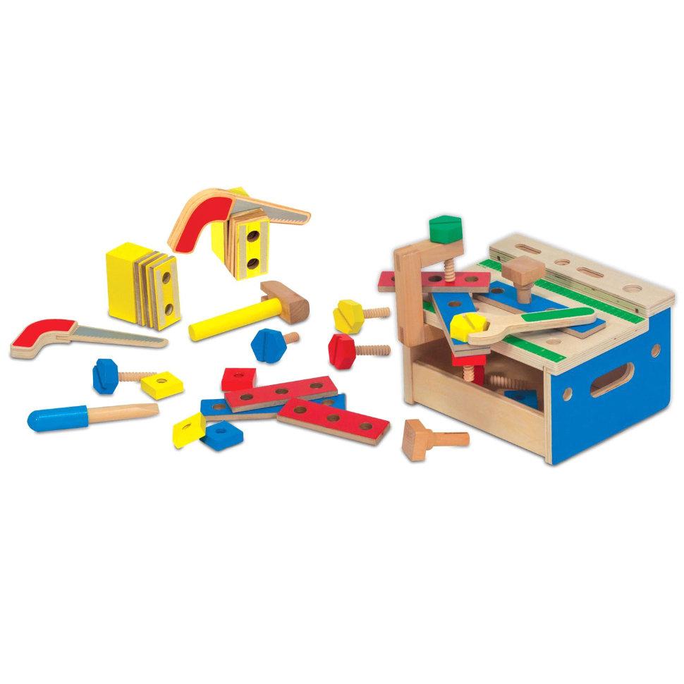 Купить Набор инструментов из серии Классические игрушки, Melissa&Doug