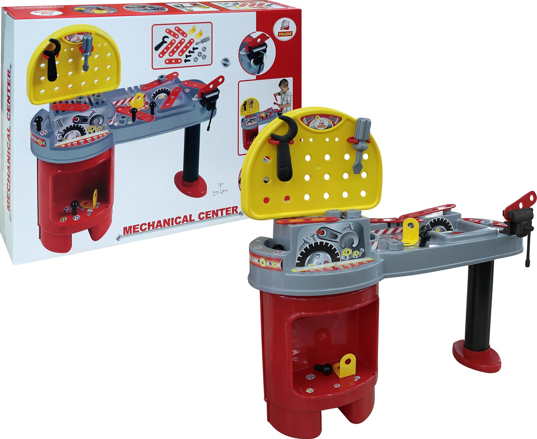 Игровой набор Механик-мега, в коробке - Детские мастерские, инструменты, артикул: 164948