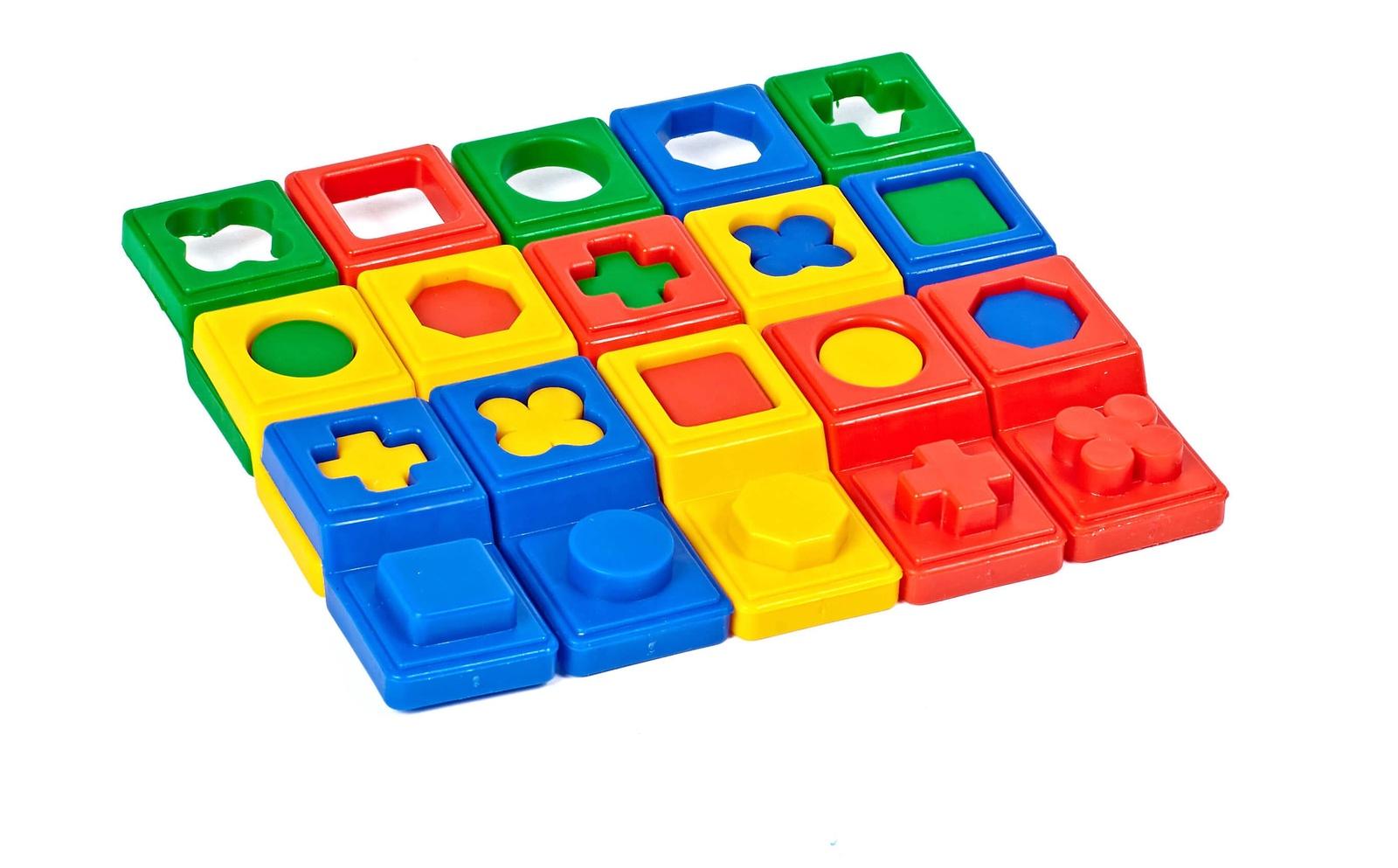 Логическое домино, 15 элементов фото