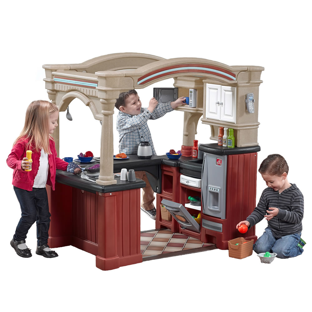Кухня - Веселые поварятаДетские игровые кухни<br>Кухня - Веселые поварята<br>