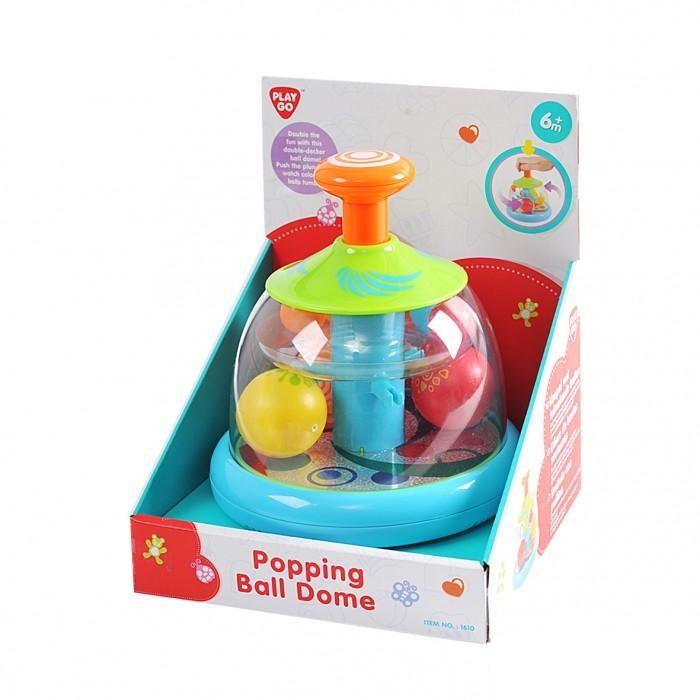 Развивающая игрушка - Юла с большими шарамиЮла и карусель<br>Развивающая игрушка - Юла с большими шарами<br>