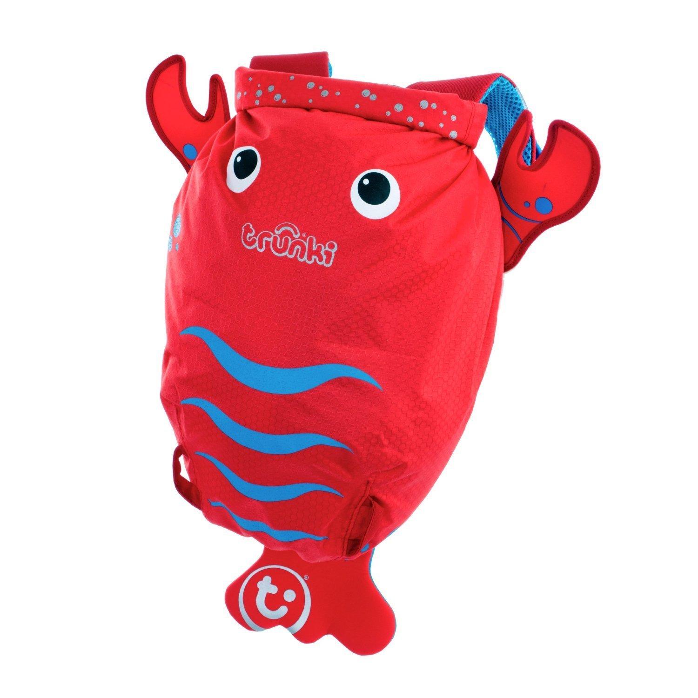 Рюкзак для бассейна и пляжа Лобстер красный