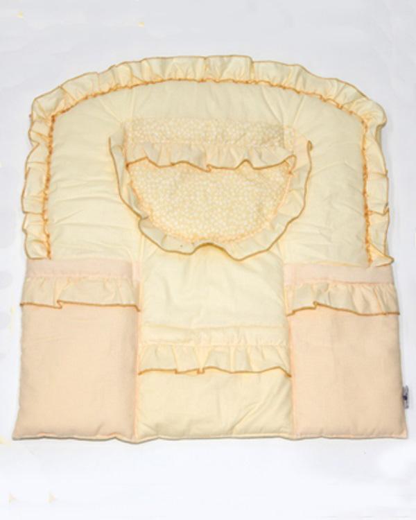 Купить Карман на кроватку – Светик, желтый, Bombus