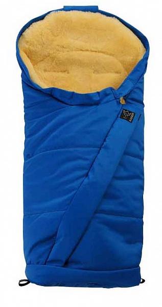 Конверт меховой – Coosy, blauЗимние конверты<br>Конверт меховой – Coosy, blau<br>