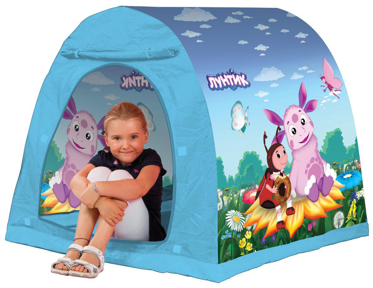Палатка ЛунтикДомики-палатки<br>Палатка Лунтик<br>