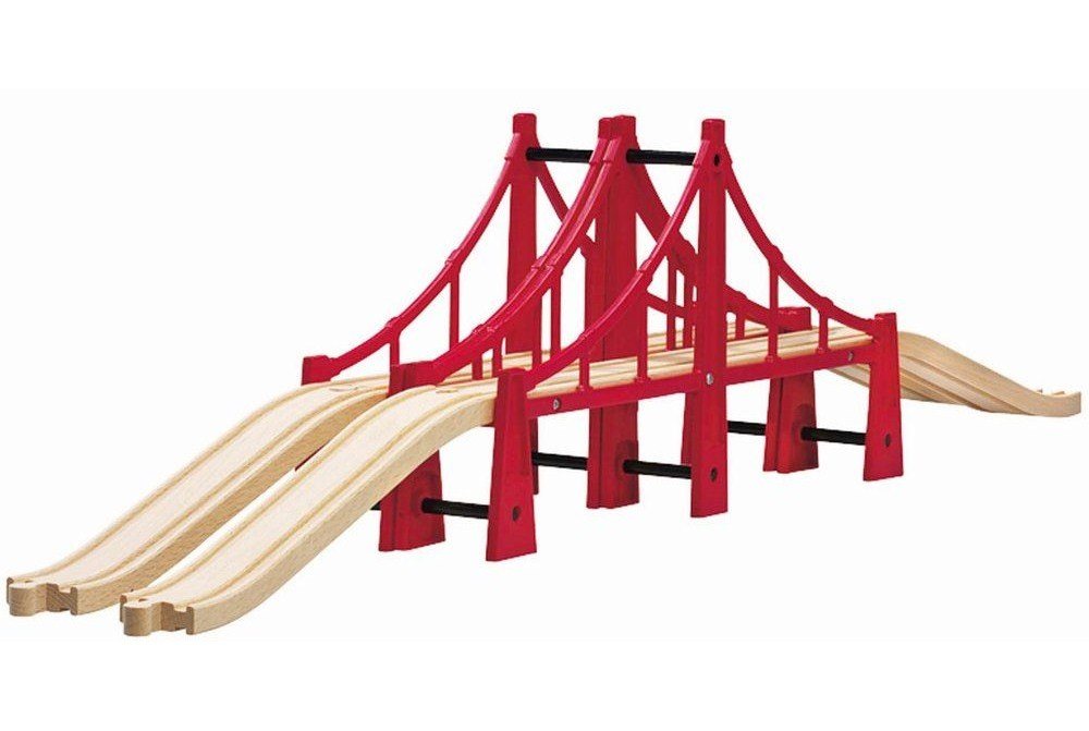 Подвесной мост двойной 5 элементов.