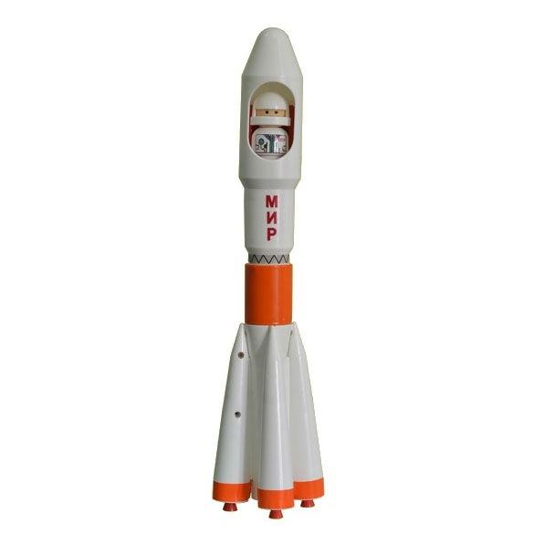 Купить Ракета Мир из серии Детский сад, 7, 5 х 7, 5 х 39, 5 см., ПК Форма