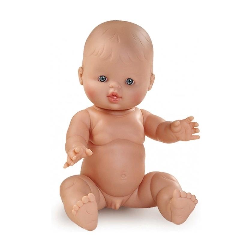 Купить Кукла Горди мальчик без одежды, 34 см, Paola Reina