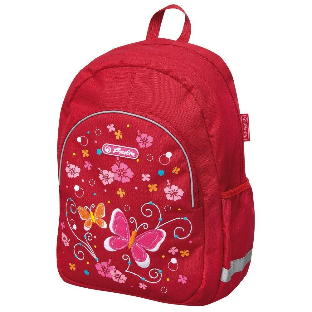 Рюкзак школьный Butterfly, без наполненияШкольные рюкзаки<br>Рюкзак школьный Butterfly, без наполнения<br>