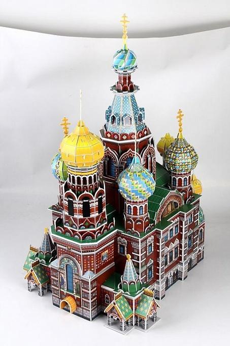 Объёмный пазл серии Россия, Воскресения Христова - Пазлы, артикул: 27729