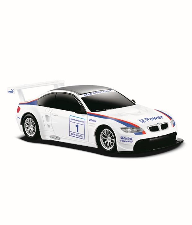 картинка Радиоуправляемая машинка, масштаб 1:24, BMW M3 от магазина Bebikam.ru