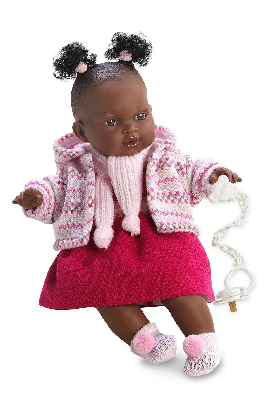 Кукла Эдис 38 смИспанские куклы Llorens Juan, S.L.<br>Кукла Эдис 38 см<br>