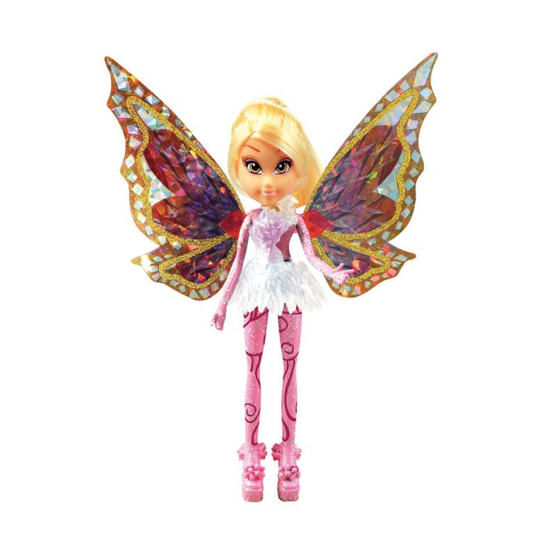 Мини-фигурка из серии Winx Club Тайникс – Stella, 12 см.Куклы Винкс (Winx)<br>Мини-фигурка из серии Winx Club Тайникс – Stella, 12 см.<br>