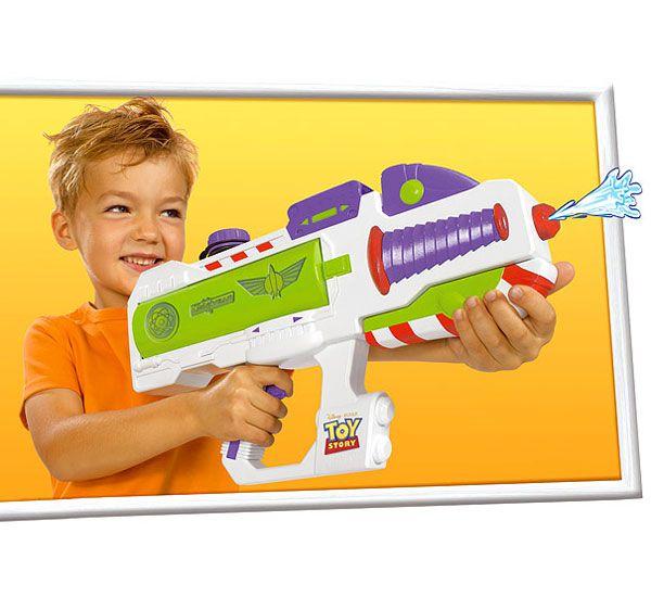 Большой водяной пистолет из серии История игрушек - Водяные пистолеты, артикул: 8473