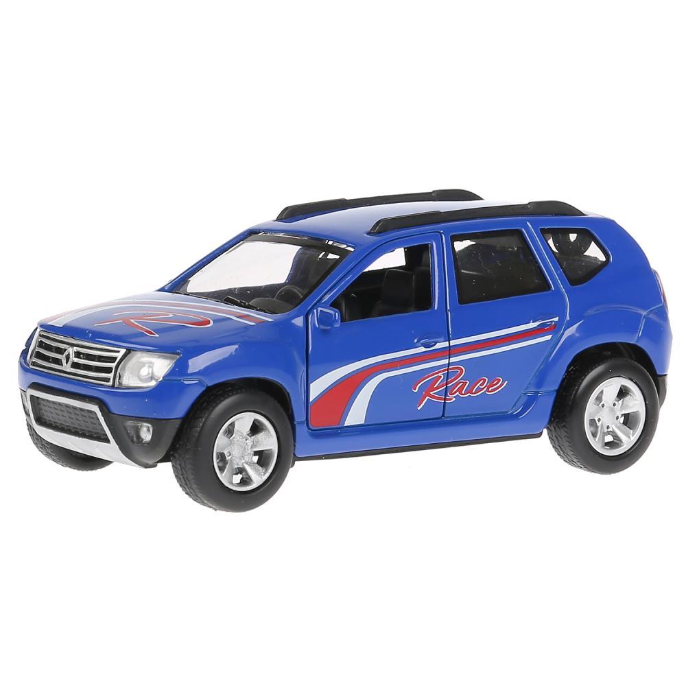 Купить Металлическая инерционная машина - Renault Duster, 12 см, Технопарк