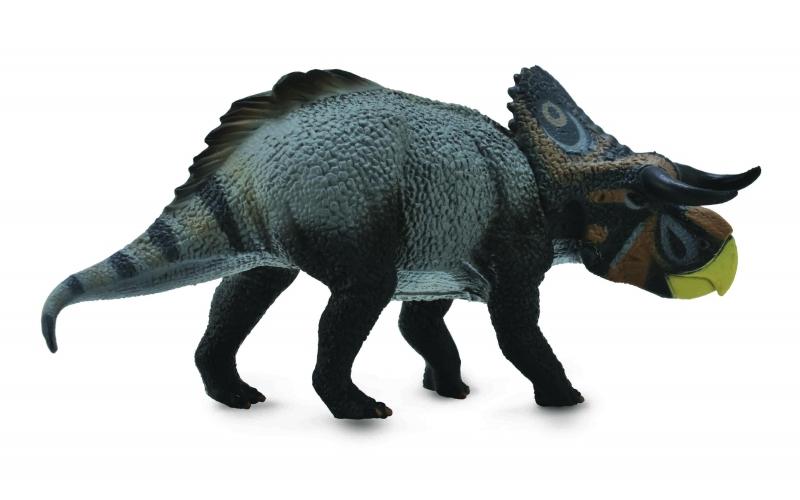 Фигурка Gulliver Collecta - Насутосератопс, LЖизнь динозавров (Prehistoric)<br>Фигурка Gulliver Collecta - Насутосератопс, L<br>