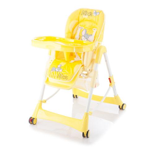 Стульчик Piero Fabula, YellowСтульчики для кормления<br>Стульчик Piero Fabula, Yellow<br>