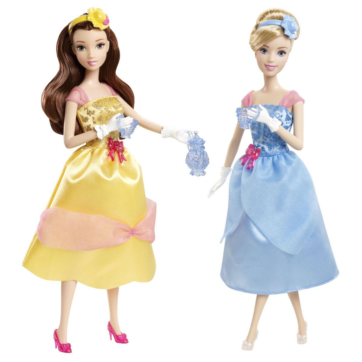 Королевское чаепитие. Золушка и Белль - Куклы и пупсы, артикул: 97457
