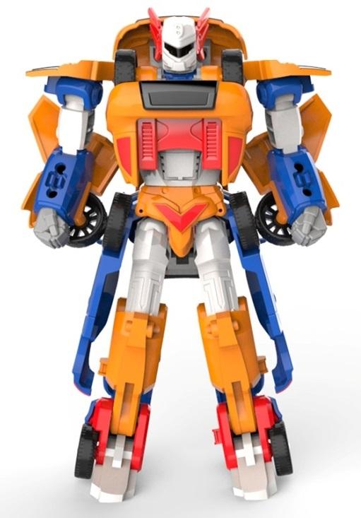 Как сделать робот титан 24