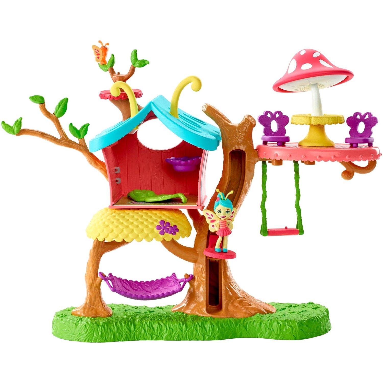 Игровой набор Enchantimals - Домик бабочек Mattel
