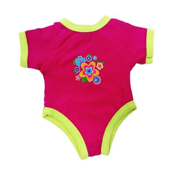 Одежда для куклы 38-43 см - боди ЦветочекОдежда для кукол<br>Одежда для куклы 38-43 см - боди Цветочек<br>