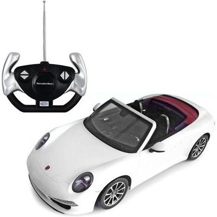 Rastar Porsche 911 Carrera S на радиоуправлении, масштаб 1:14Машины на р/у<br>Rastar Porsche 911 Carrera S на радиоуправлении, масштаб 1:14<br>