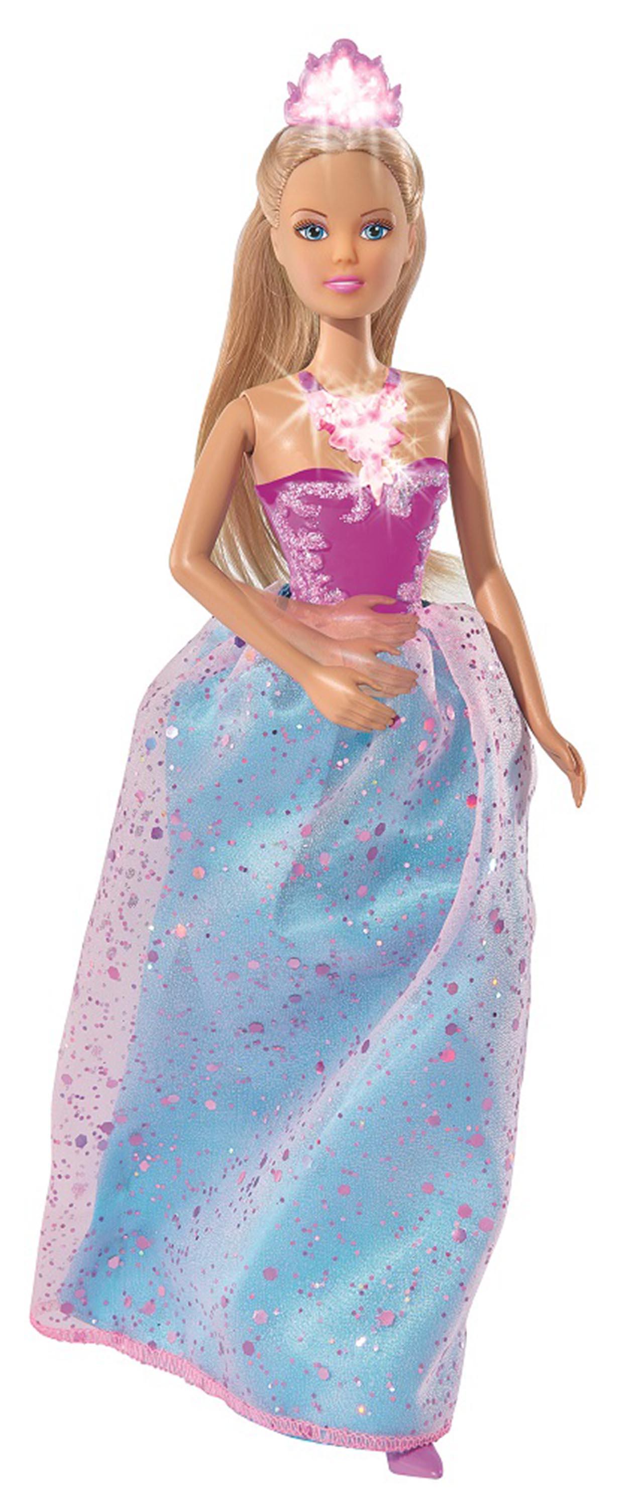 Кукла Штеффи Магическая принцесса, 29 см.Куклы Steffi (Штеффи)<br>Кукла Штеффи Магическая принцесса, 29 см.<br>