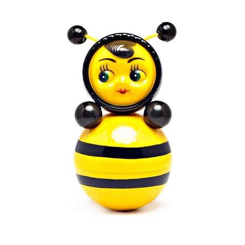 Неваляшка Пчелка 22см.Неваляшки<br>Неваляшка Пчелка 22см.<br>