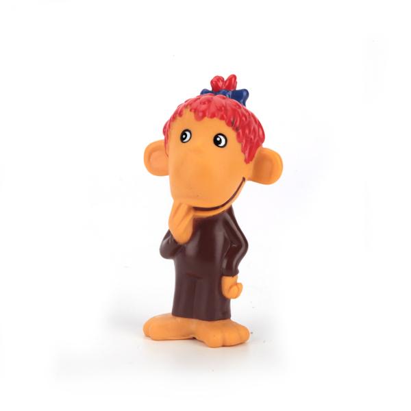 Фигурка для ванной - МартышкаРезиновые игрушки<br>Фигурка для ванной - Мартышка<br>