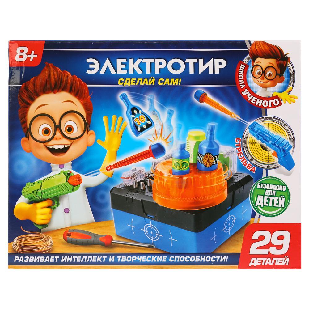 Купить Набор из серии Школа ученого - Электротир на батарейках, Играем вместе