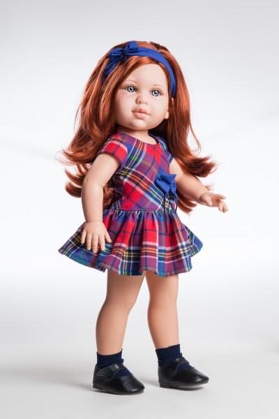 Кукла Бекки, 42 смИспанские куклы Paola Reina (Паола Рейна)<br>Кукла Бекки, 42 см<br>
