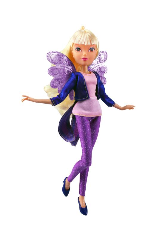 Кукла из серии Маскарад – СтеллаКуклы Винкс (Winx)<br>Кукла из серии Маскарад – Стелла<br>