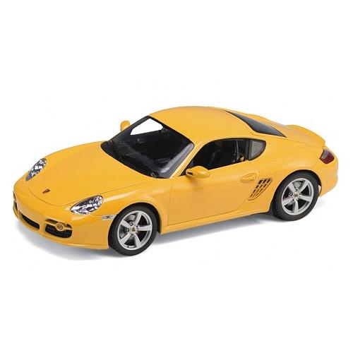 Коллекционная машинка Porsche Cayman S, масштаб 1:24