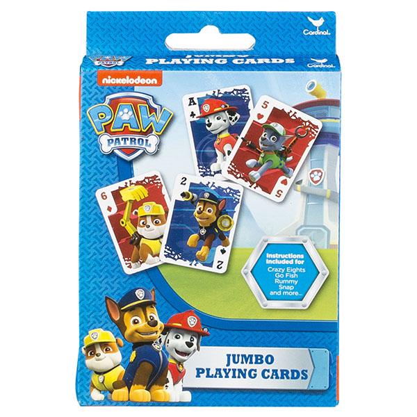 Настольная игра Щенячий Патруль - игровые картыИгры для компаний<br>Настольная игра Щенячий Патруль - игровые карты<br>