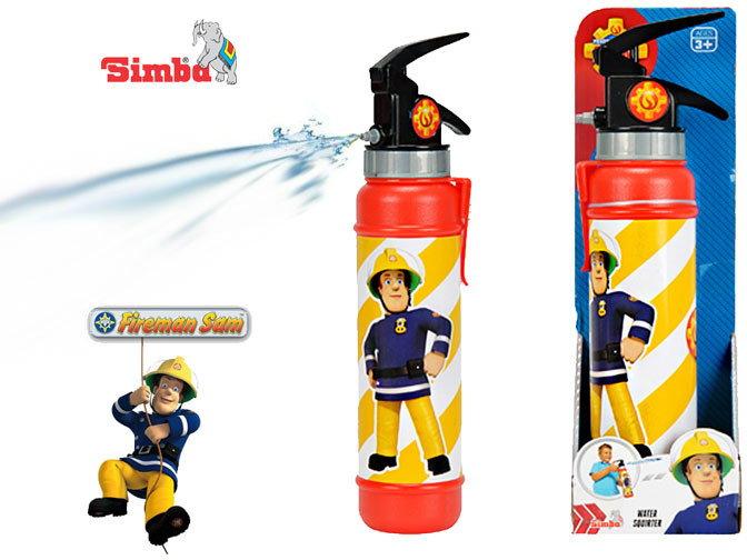 Водное оружие – огнетушитель из серии «Пожарный Сэм» - Пожарный СЭМ, артикул: 131674