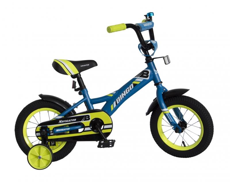 Купить Детский двухколесный велосипед - Bingo, Navigator