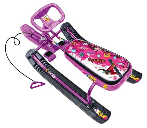 Снегокат Тимка Спорт-2 PinkСнегокаты<br>Снегокат Тимка Спорт-2 Pink<br>