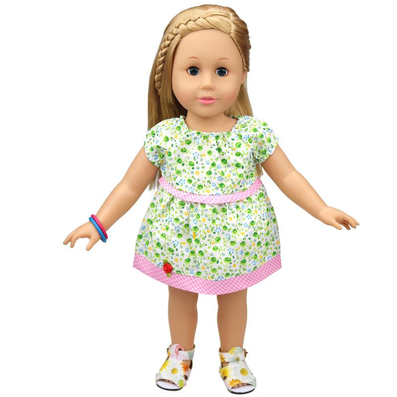 Купить Одежда для кукол: платье, 2 вида, JUNFA TOYS