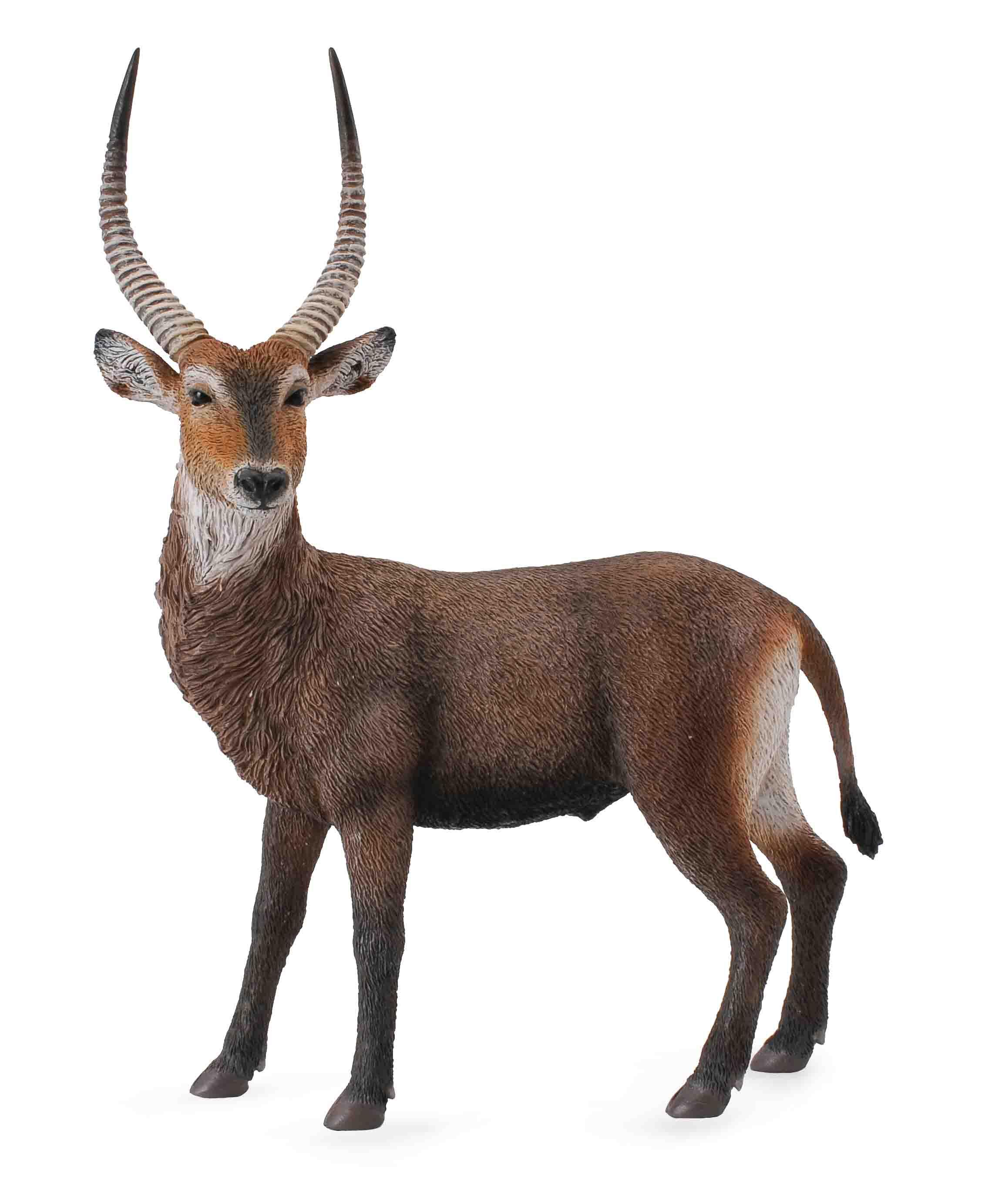 Фигурка животного - Водяной козёл, размер LДикая природа (Wildlife)<br>Фигурка животного - Водяной козёл, размер L<br>