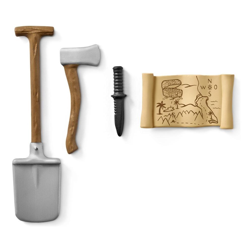 Купить Игровой набор - Инструменты для исследователя дикой природы, Schleich