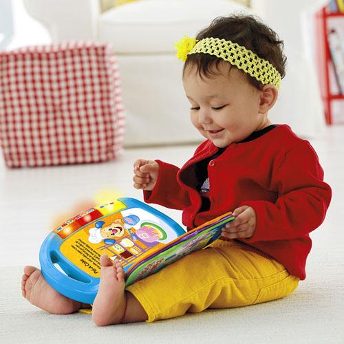 Книжка Fisher-Price Стишки для малышейРазвивающие игрушки Fisher-Price<br>Книжка Fisher-Price Стишки для малышей<br>