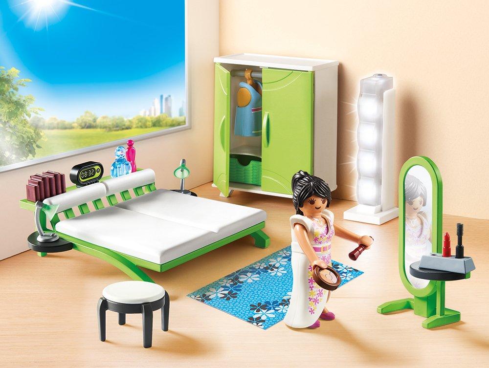 Купить Игровой набор из серии Кукольный дом: Спальня, Playmobil