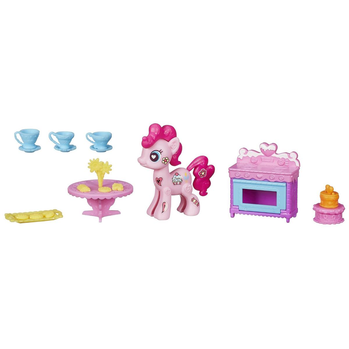 Рор тематический набор - Пони Пинки Пай на вечеринке, My Little PonyМоя маленькая пони (My Little Pony)<br>Рор тематический набор - Пони Пинки Пай на вечеринке, My Little Pony<br>