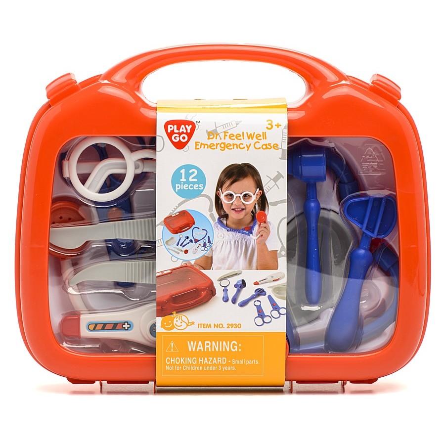 Игровой набор доктора в чемоданчикеНаборы доктора детские<br>Игровой набор доктора в чемоданчике<br>