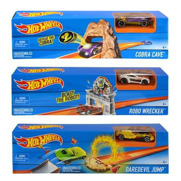 Трассы Hot Wheels - Hot Wheels, артикул: 155180